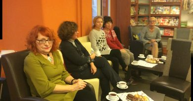 Na Stachurę nigdy nie jest za późno – spotkanie Dygresyjnego DKK