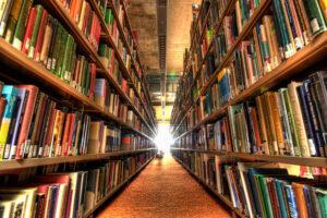 Książkowy-tunelświatło