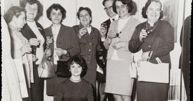 Maj 1971 Dzień Działacza Kultury.
